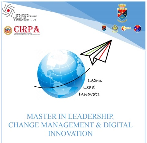 "MASTER di II Livello ""Leadership, Change Management and Digital Innovation"""